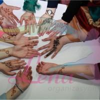 Hint Kınası Dövme Modelleri