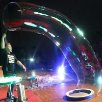 Ankara Bubble Show
