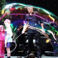 Bubble Show Gösterisi